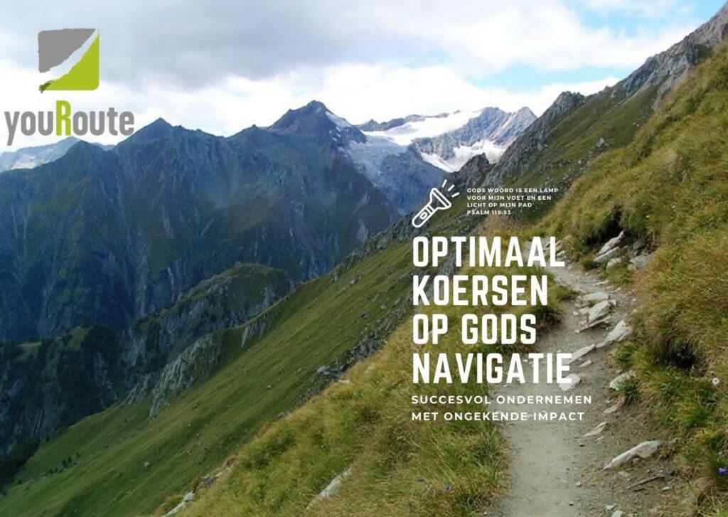 Succesvol ondernemen op Gods navigatie